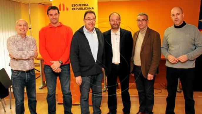 """ERC confia a tornar """"amb força"""" a la Paeria en les municipals"""
