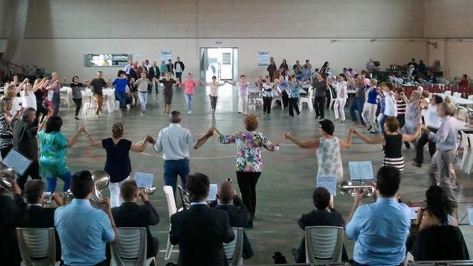 Vila-sana adapta la Festa Major, més reduïda i concentrada en un sol dia
