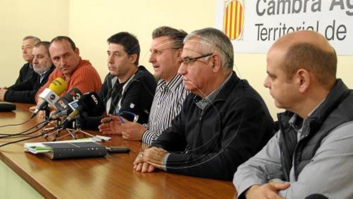 El sector ramader reclama una reforma legal per eliminar el cànon de l'aigua a les granges