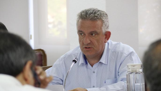 Jaume Saltó president Cambra de Comerç, Indústria i Serveis de Lleida