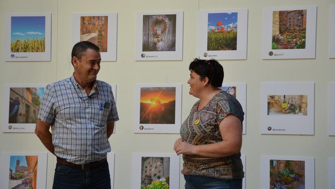 """L'IEI acull l'exposició de fotografies del concurs """"Les Garrigues en Flor"""""""