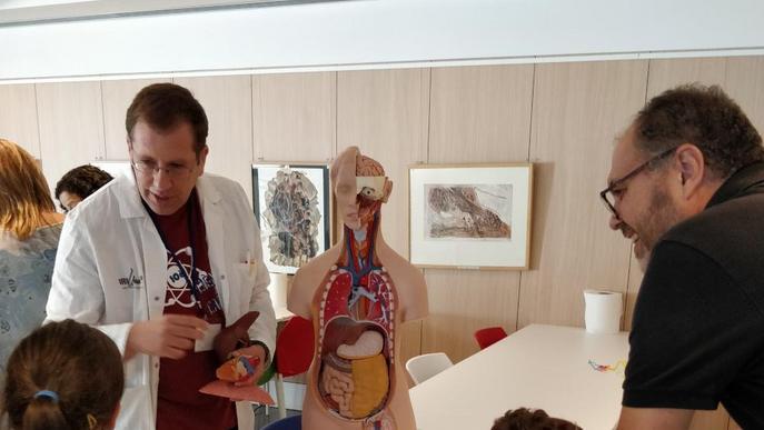 L'IRBLleida organitza dos tallers i una gimcana en el marc de la Nit Europea de la Recerca 2019