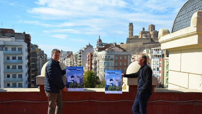 La rambla de Ferran centrarà la 5ena edició d'Arquitectour