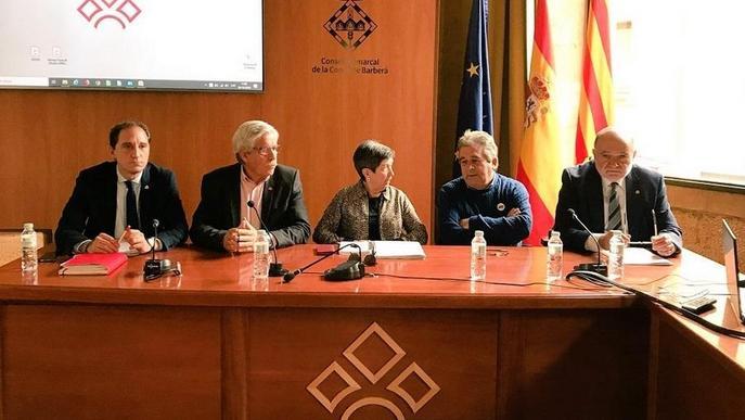 """El Govern treballa per declarar """"zona afectada greument per una emergència de protecció civil"""" els municipis afectats per la DANA"""