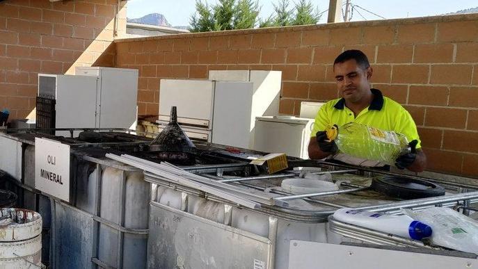 El Jussà incorpora millores en les deixalleries comarcals
