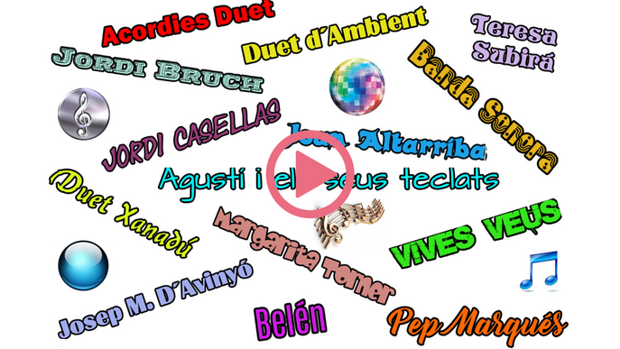 ⏯️ Grups i solistes d'orquestres catalanes llancen la seva cançó sobre el coronavirus