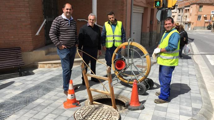 Les Borges Blanques reclama a Movistar per estar 40 hores sense fibra òptica