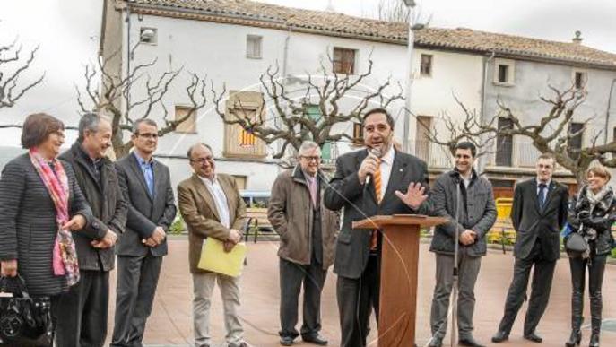 Vilagrassa remodela la plaça del Sitjar i les sitges subterrànies