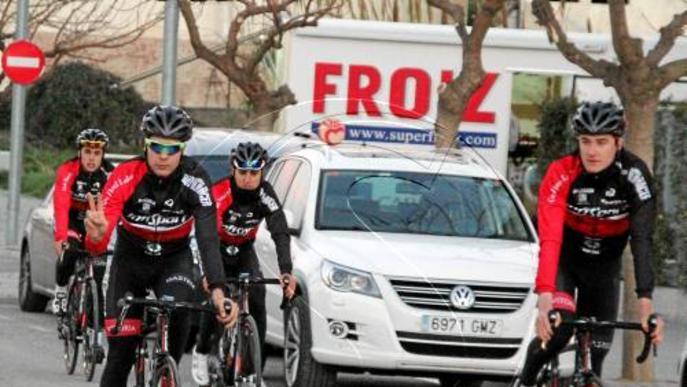 Avui comença la Volta a Lleida, amb 20 equips i sortida a la Llotja