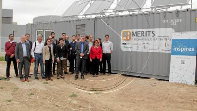 Test experimental per utilitzar calor de Lleida per a calefacció a Polònia