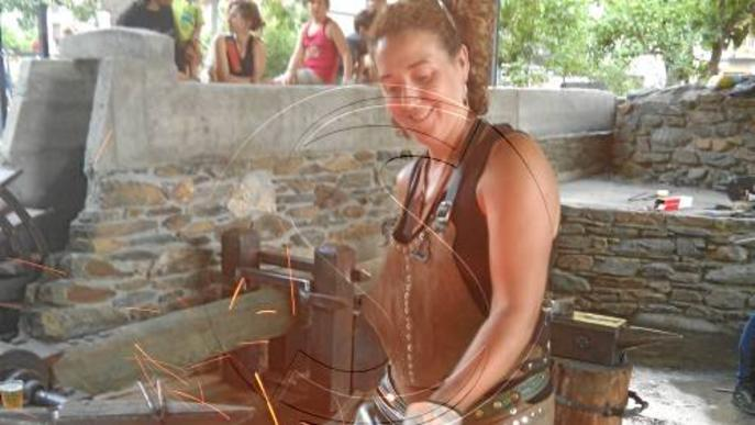 Èxit de la Fira del Ferro d'Alins amb més de tres mil visitants