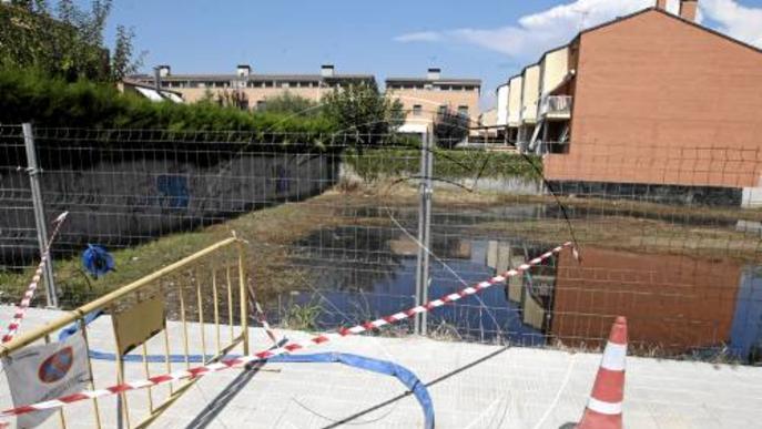 La xarxa de sanejament de Torrefarrera s'adjudica per tercera vegada en 8 mesos