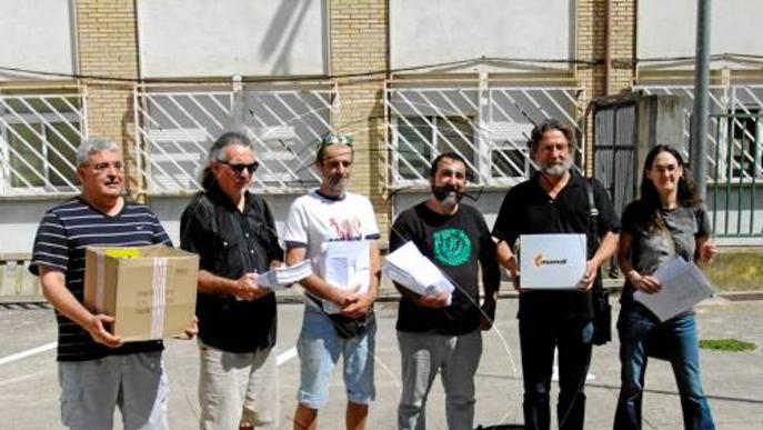 Més de 400 firmes en contra de recréixer una línia d'alta tensió del Pallars Jussà