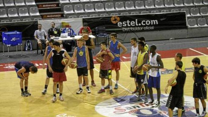 El Pardinyes es reforça amb el pivot David Martínez