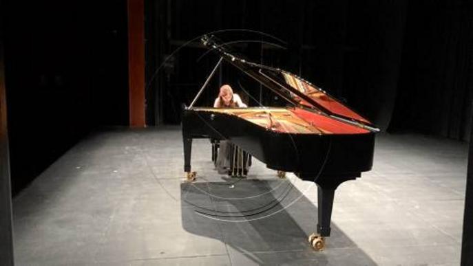 Concert de clausura dels alumnes de l'Acadèmia Internacional de Solsona
