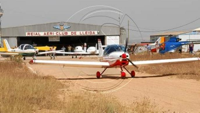 El Govern sols cedirà a Alfés els hangars de la timoneda