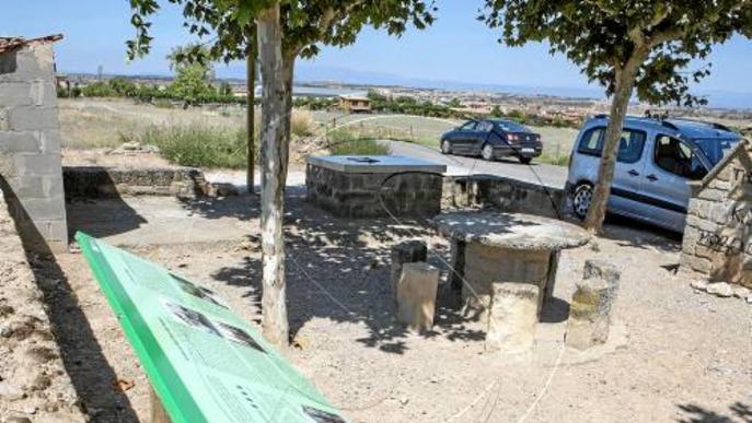 Guissona senyalitza la via verda que l'envolta de 14 quilòmetres