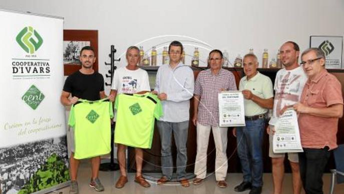 Torneig de futbol pel centenari de la Cooperativa d'Ivars