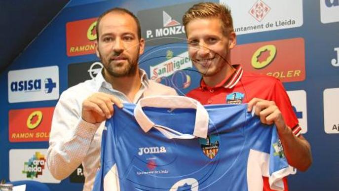 El Barça també cedeix Joel Huertas al Lleida