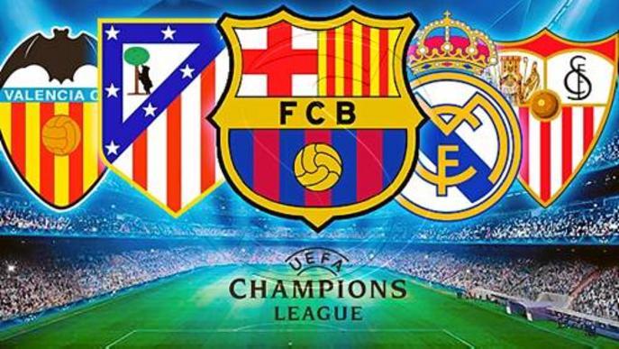 TV3 i La Sexta ofereixen en directe el sorteig de la Champions
