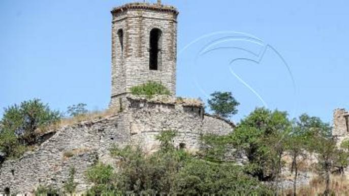 Ribera d'Ondara recupera l'església parroquial de Montlleó