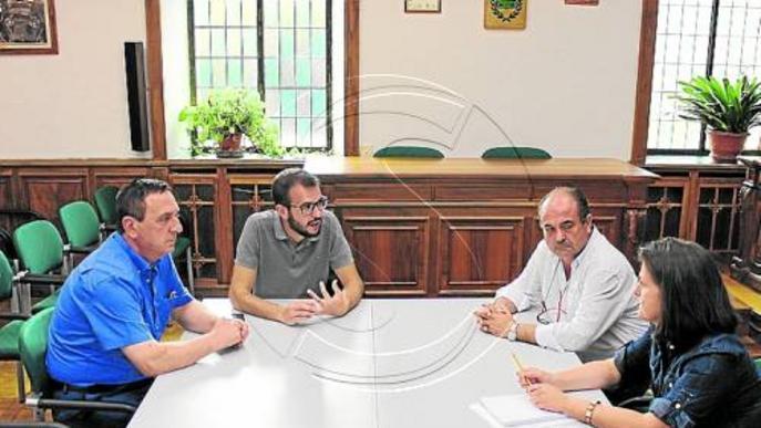 Front d'alcaldes d'Aran en contra de les avaries telefòniques