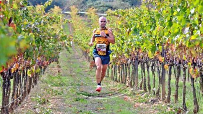 La II Cursa entre Vinyes, amb 160 atletes i fi solidari