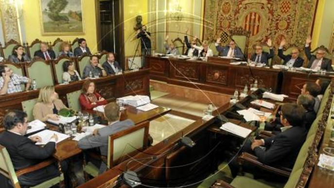 La Paeria avançarà el pagament de 2,9 milions d'euros als proveïdors