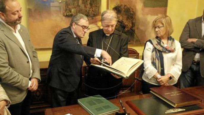 Giménez Valls aposta pel diàleg amb Aragó per l'art