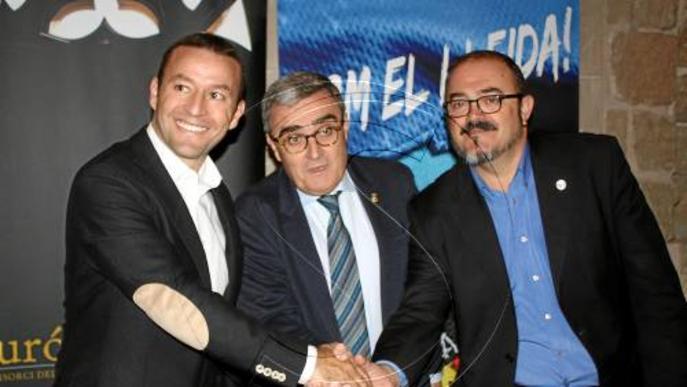 El Barça B, examen decisiu per a la continuïtat d'Idiakez al Lleida