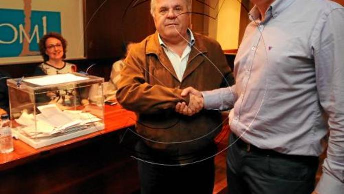 Ramon Mur guanya les eleccions del Col·legi de Metges