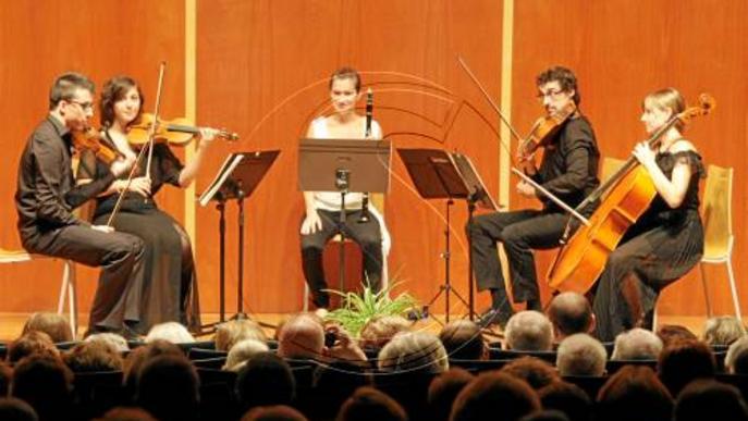 LleidArt Ensemble obre la temporada musical de la Universitat de Lleida