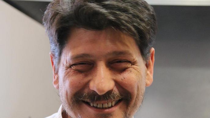 """Josep M. Castaño, 'Xixo': """"A la cuina, com a la vida, has de ser rebel"""""""