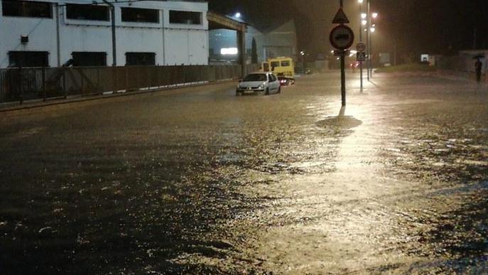 Les pluges deixen mig miler d'alumnes sense classes al Pla d'Urgell