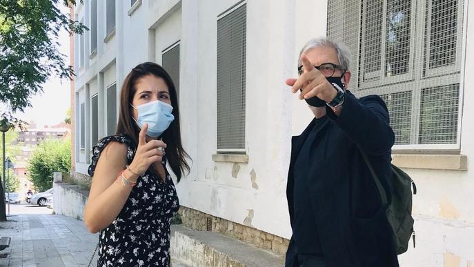 Larrosa demana a la Paeria que continuï impulsant accions per al barri la Mariola
