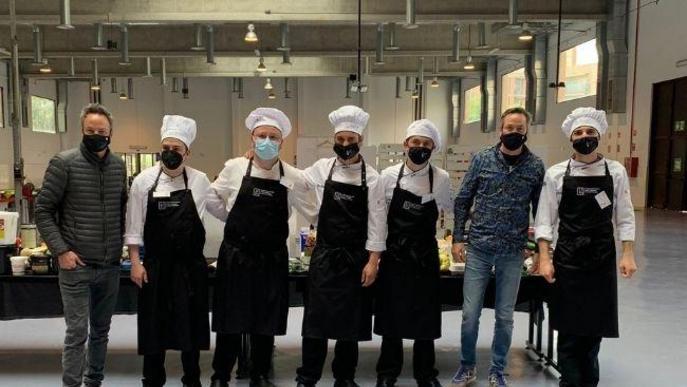 Les  Borges Blanques acolliran la final de 'Màster Xef' de les Escoles d'Hosteleria de Catalunya