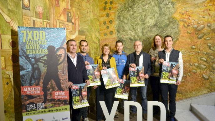La Xallenge Duaigües espera més d'un miler de ciclistes