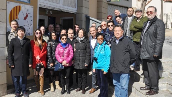 La Fecoll busca atreure turistes xinesos a l'Aplec del Caragol