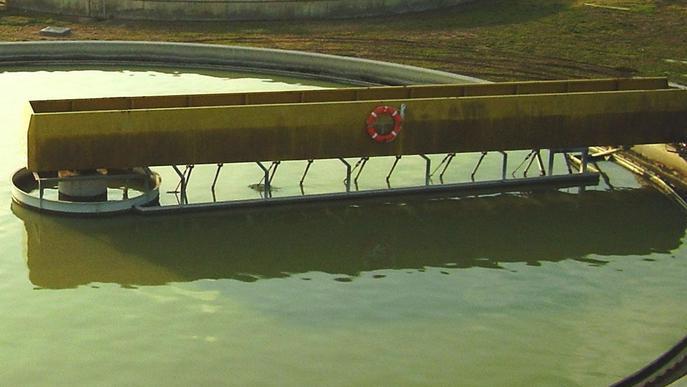 Comencen les obres de la depuradora d'aigua de Torrefarrera i Torre-serona