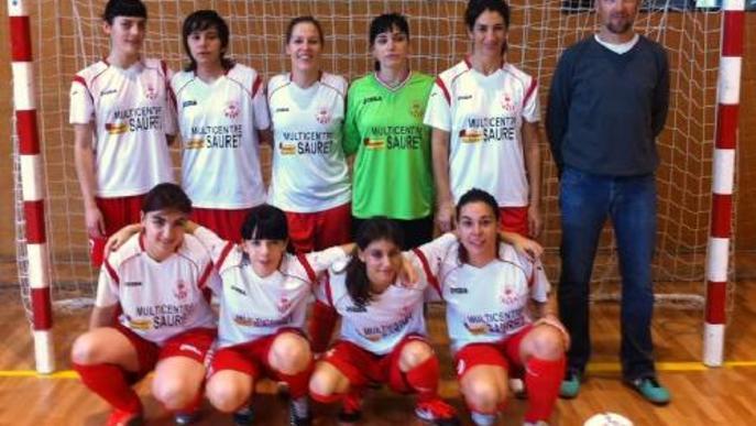 L'FS Alcarràs, a la recerca de jugadores per al seu femení
