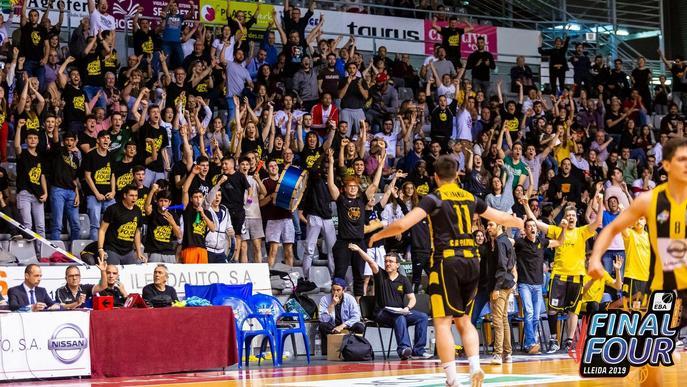 El Pardinyes preveu vuit partits de pretemporada