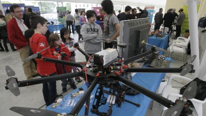El futur dels drons està en l'agricultura