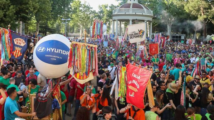 L'Aplec del Caragol de Lleida s'ajorna a l'octubre