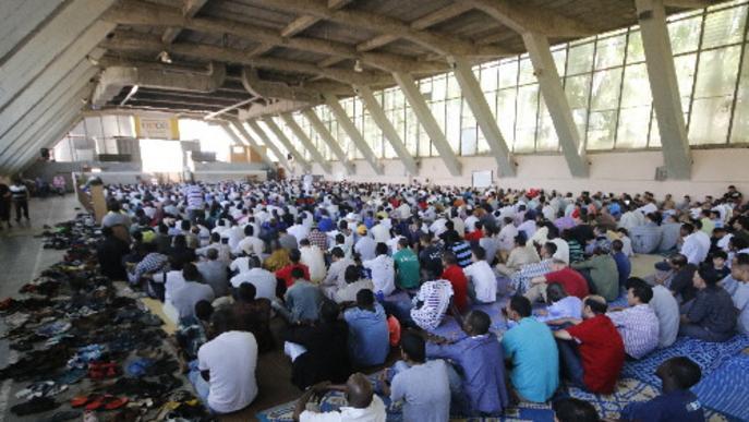 La Paeria demanarà als musulmans que busquin un solar per construir la mesquita