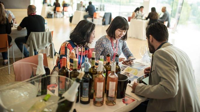Rècord de participants en la XIII International Wine Business Meetings, amb Japó i Corea del Sud com a mercats convidats