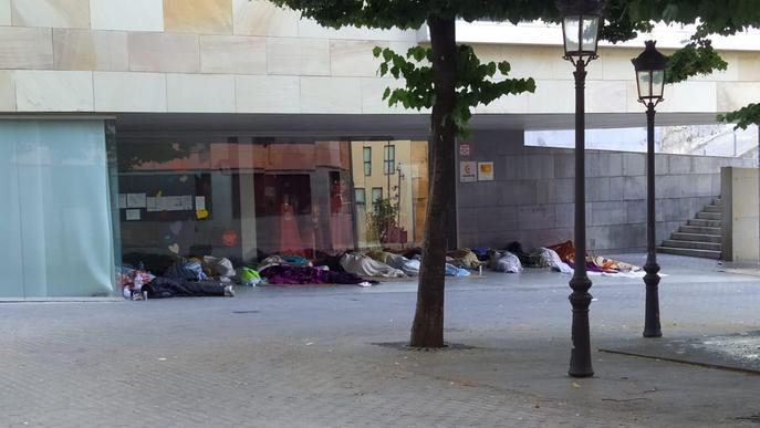 Temporers carrers de Lleida