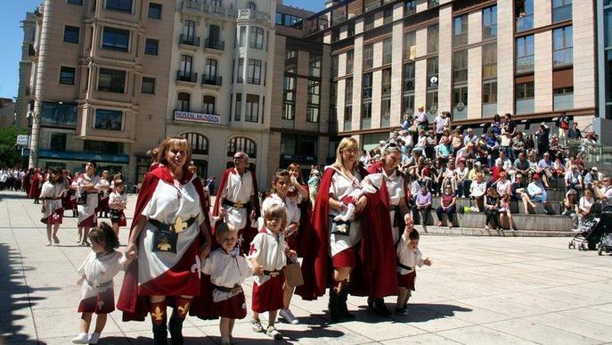 Obertes les reserves per veure la Festa de Moros i Cristians de Lleida