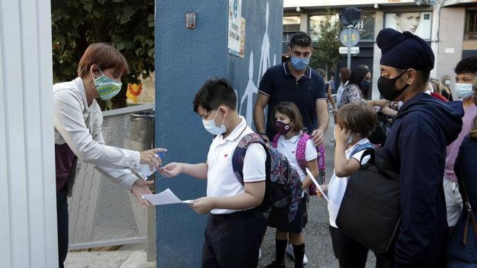 ℹ️ FAQS: Tornada a l'escola en temps de coronavirus