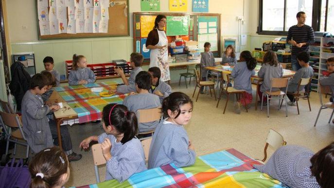 Educació ordena el tancament d'escoles a partir de dilluns