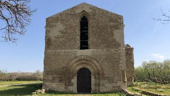 Obertura aquest diumenge del monestir cistercenc de Sant Maria de les Franqueses